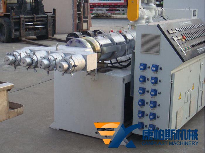 PVC Four-Pipe Production Line